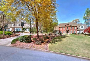Residential real estate located in the Riversong neighborhood.