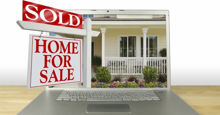 Home search tool with sold listing data.