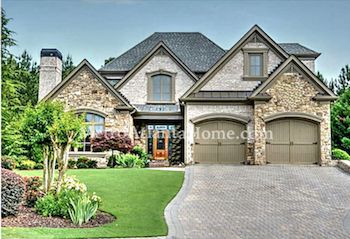 A luxury home located in Duluth's prestigious St Marlo Country Club.