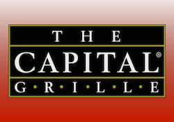 Logo for The Capital Grille, located in Buckhead.