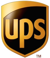 Small version of the United Parcel Service logo.