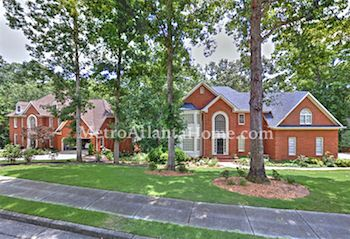 Residential real estate located in the Wildwood Springs subdivision.