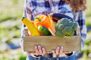 New Neighbor - Bring Fruit