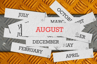 August Events in Richmond, Virginia in August