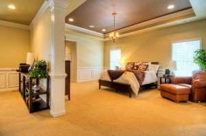 Master bedroom 11401 Ridgegate Lane, Glen Allen