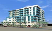Artist Rendering of Pura Vida Clearwater Beach FL