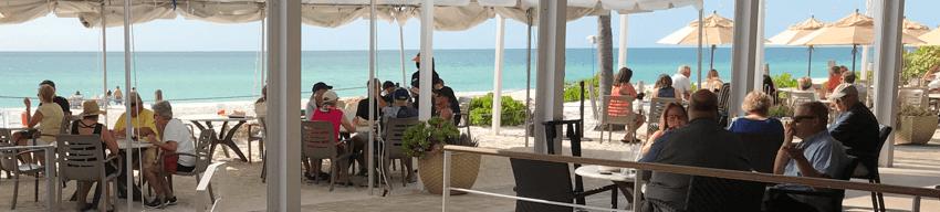 Views at Beach House Restaurant