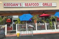 Keegan's Seafood Grille in Indian Rocks Beach