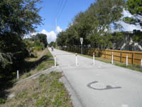 Fred Marquis Pinellas Trail