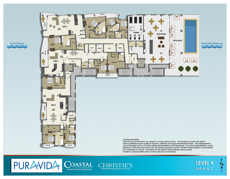 Pura_Vida_Floor_Plans_Level_4_Unit_ABC