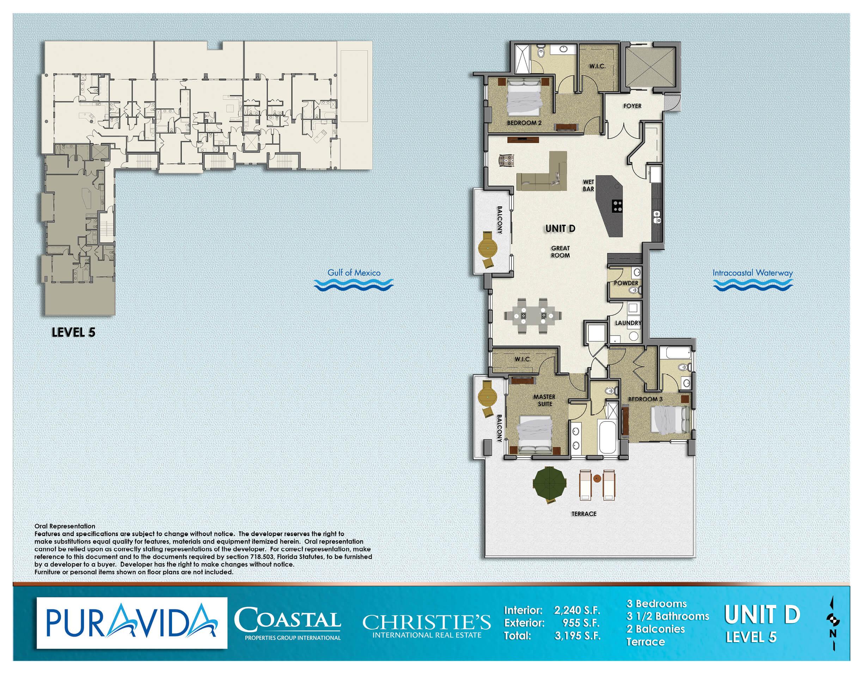 Pura_Vida_Floor_Plans_Level_5_Unit_D