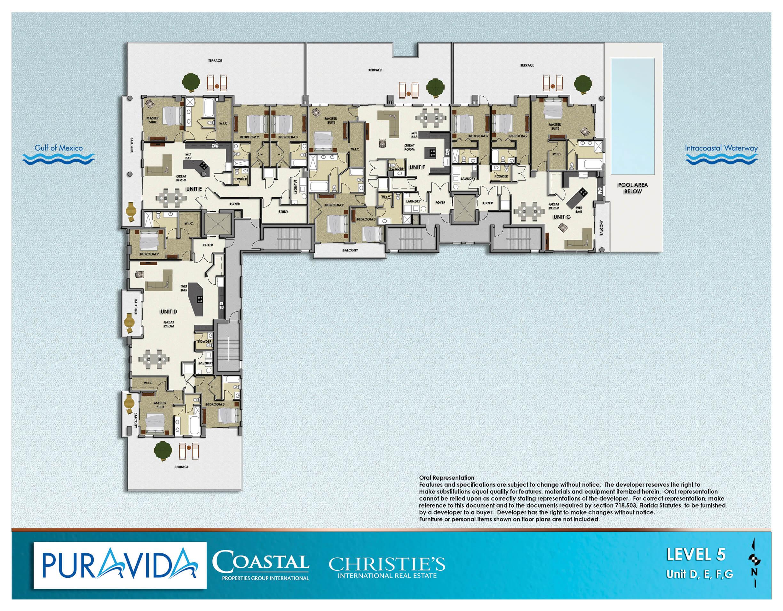Pura_Vida_Floor_Plans_Level_5_Unit_DEFG