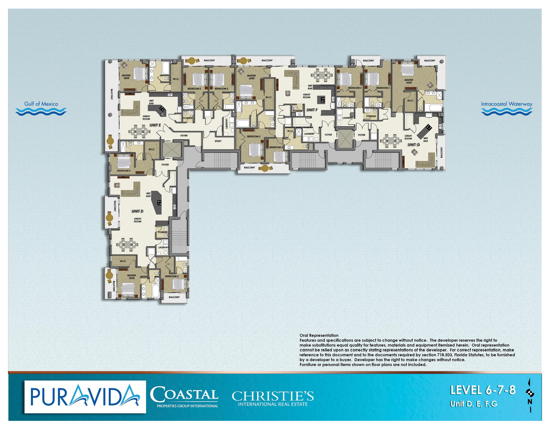 Pura_Vida_Floor_Plans_Level_6-7-8_Unit_DEFG
