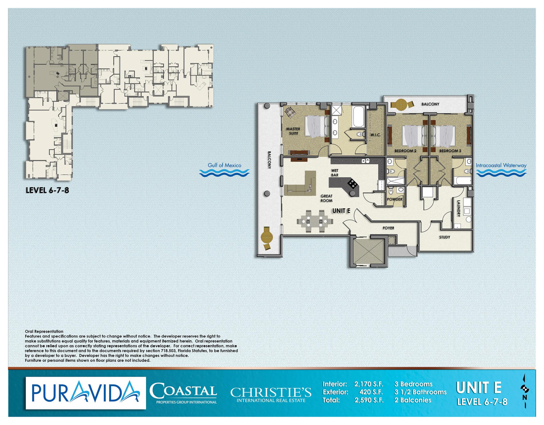 Pura_Vida_Floor_Plans_Level_6-7-8_Unit_E