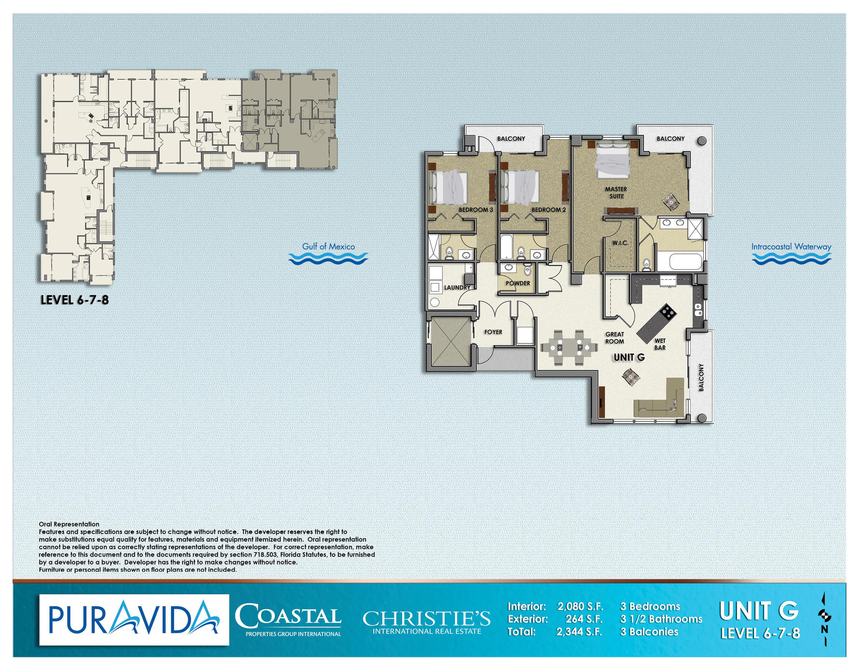 Pura_Vida_Floor_Plans_Level_6-7-8_Unit_G