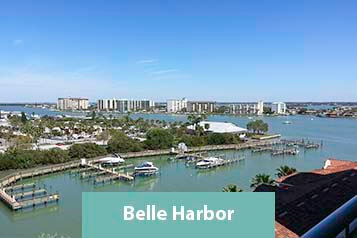 View From Belle Harbor Condo