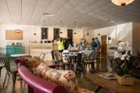 Belleair Coffee Company Interior