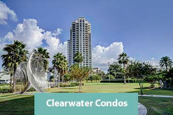 View of Clearwater Condo