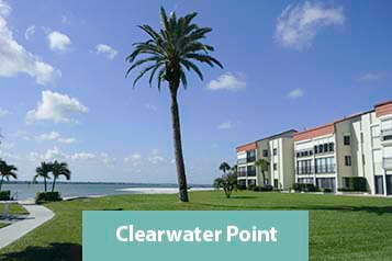 View of Clearwater Point Condo