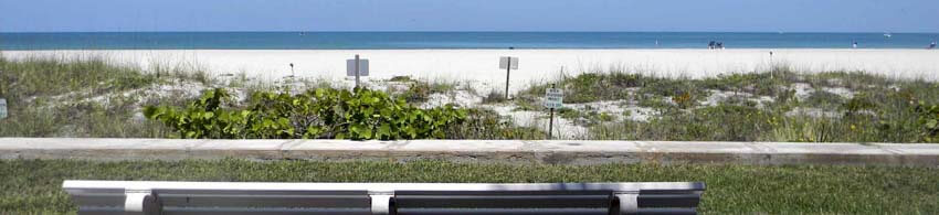 Beach View at Clearwater Sand Key Club Condos