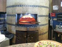 Coal Fire Oven at Britt's