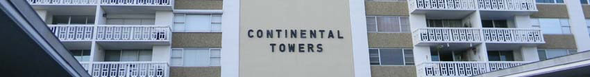 Continental Towers Clearwater Beach