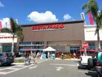 Earth Fare in Seminole from Parking Log