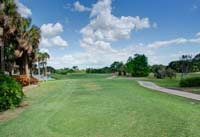 Golf Course at Pasadena Yacht and Country Club