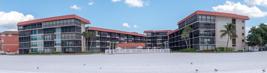 Gulf Mariners Taken From Redington Shores Beach