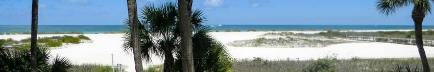 Beach View at Harbour Light Towers Sand Key Condos