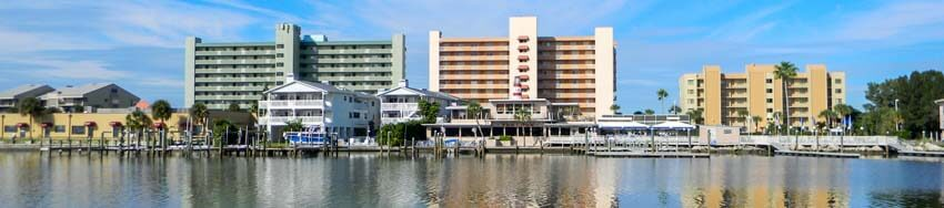 Indian Shores Waterfront Condos