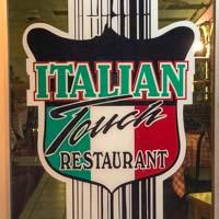 Italian Touch Restaurant St Petersburg FL