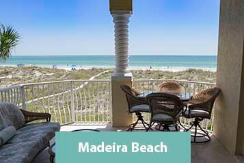 View From Madeira Beach Condo