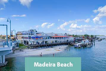 Enjoy Visiting Things Near Madeira Beach Waterfront Condo