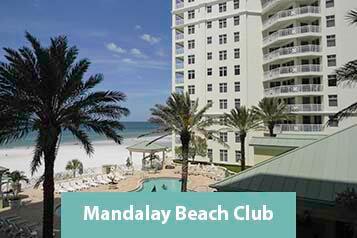 View From Mandalay Beach Club Condo