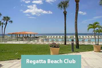 View From Regatta Beach Club Condo