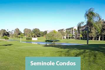 View of Seminole Florida Condos