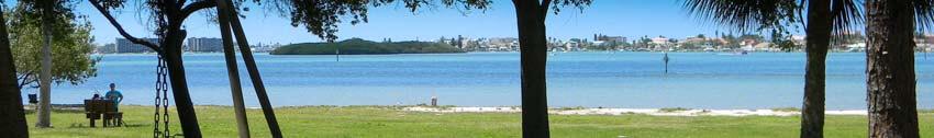Waterfront Park Near Seminole FL Condos