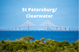 See The Properties in Pinellas Including St Pete and Clearwater