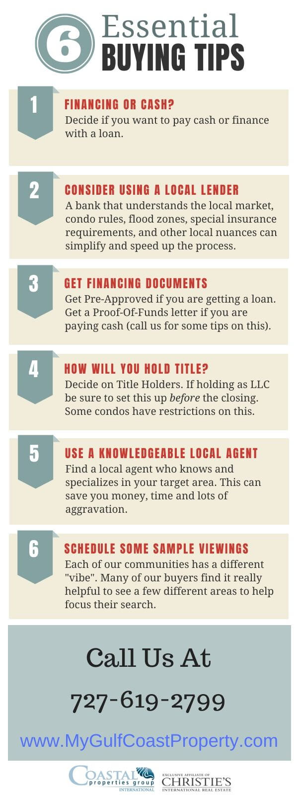 Six Top Home Buyer Tips