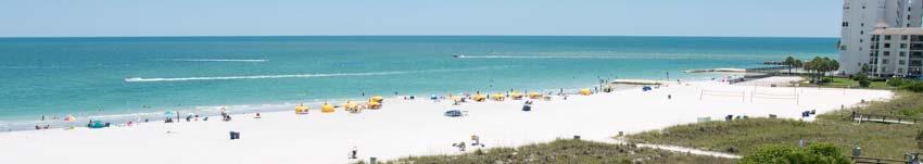 View From Silver Sands Beach & Racquet Club