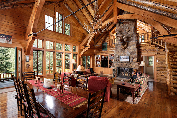 House Tour: Ziegler Ranch in Aspen