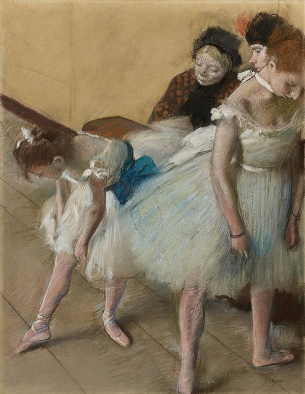 Dance examination