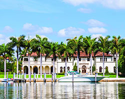 Water View of house in Florida - Coldwell Banker Paradise