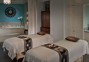 Spa room with massage tables - Coldwell banker Paradise