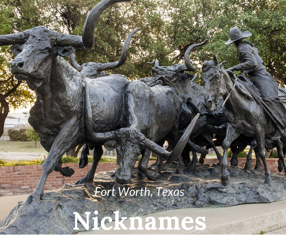 Fort Worth Texas Cowtown Funcky