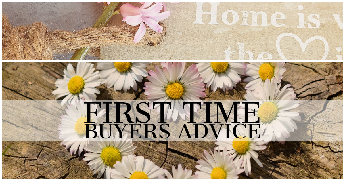 First Time Buyers Advice
