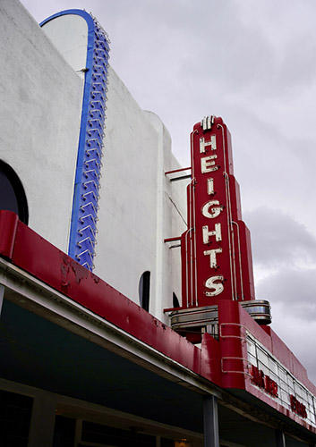 the heights downtown