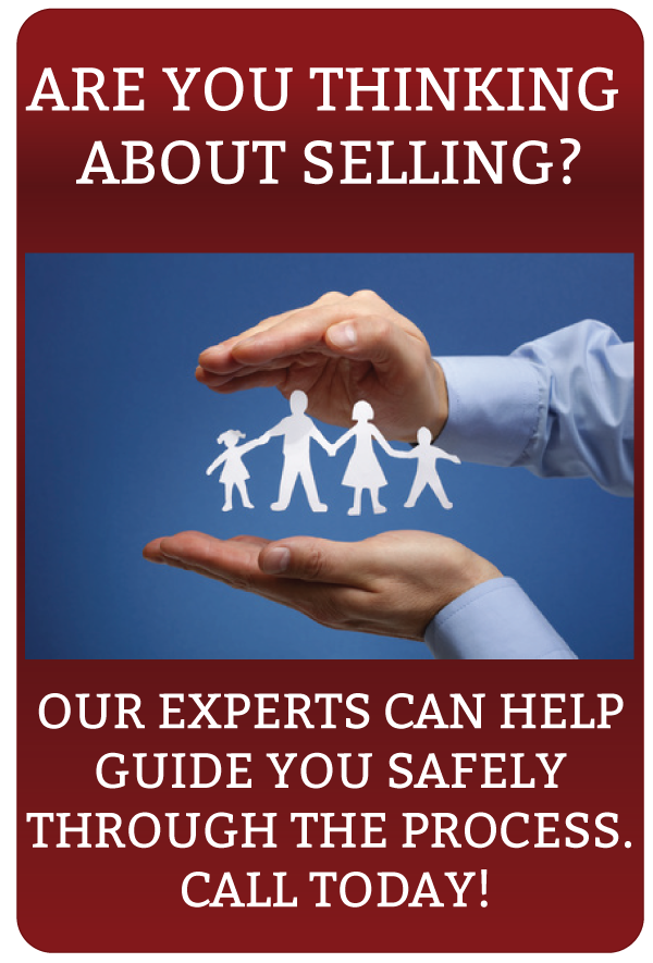 You Are In Good Hands To Sell Your Home