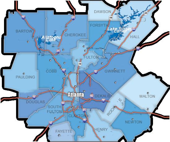 Search Cities Towns In Atlanta Homes For Sale In Atlanta Ga